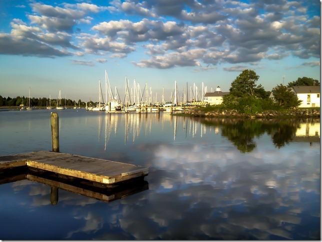 Intrepid Dock