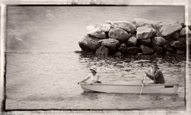 husband.wife.rowing