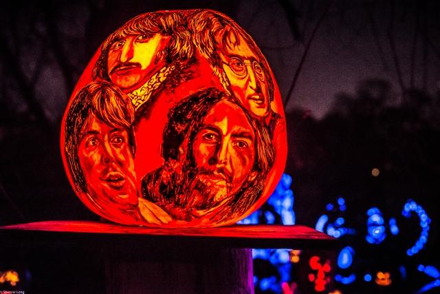 BeatlesPumpkins