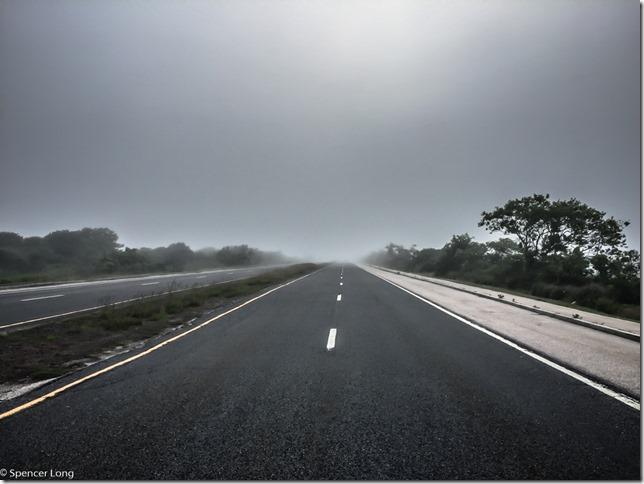 Galilee Escape Road